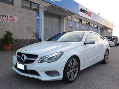 usado Mercedes E250 CDI Coupé Executive Navi Tettuccio Xenon