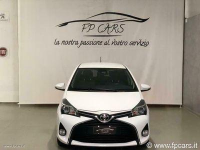 usata Toyota Yaris 1.0 5p. Trend 'White Edition'