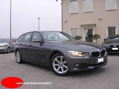 usata BMW 320 d Touring184 cv pelle+navi
