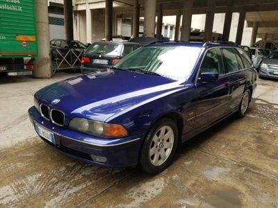 używany BMW 525 TDS TOURING INTRAMONTABILE km veri