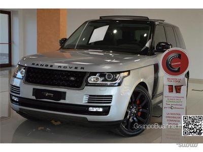 brugt Land Rover Range Rover VOGUE 4.4 SD V8 TETTO APR