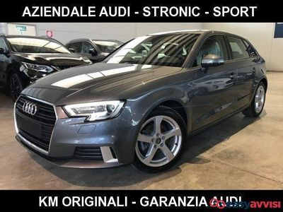 usata Audi A3 spb 2.0 tdi s tronic sport +xenon + pack connect diesel