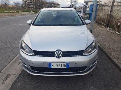 brugt VW Golf 1.6 TDI 110 CV 5p. Comfortline Blue