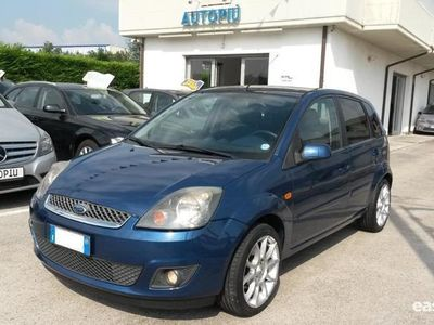 used Ford Fiesta 1.4 tdci 70 cv 5 porte neopatentati