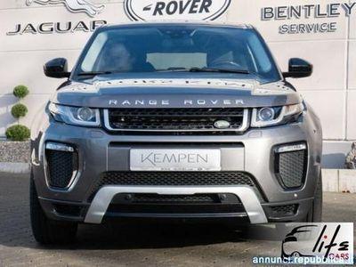 brugt Land Rover Range Rover 2.0 TD4 150 CV 5p. SE DYNAMIC aut. info 0622445431 Roma