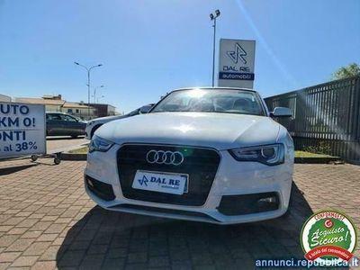 usata Audi A5 Cabriolet 2.0 TDI diesel multitronic