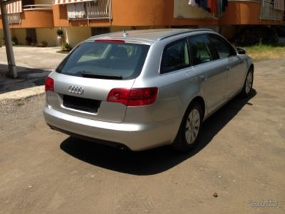 usado Audi A6 2.0 tdi Sw automatica
