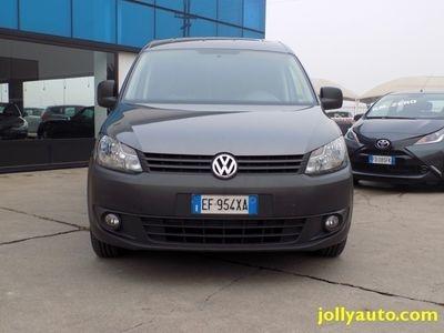 usata VW Caddy 1.6 TDI 102 CV DSG Van Furgone Automatico Euro 5