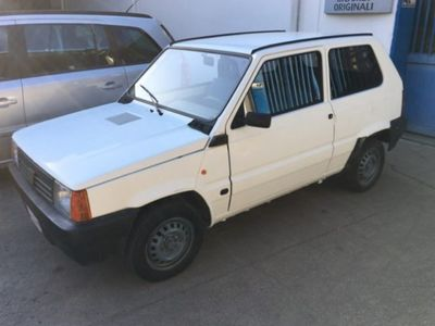 usata Fiat Panda 1100 i.e. cat College usato