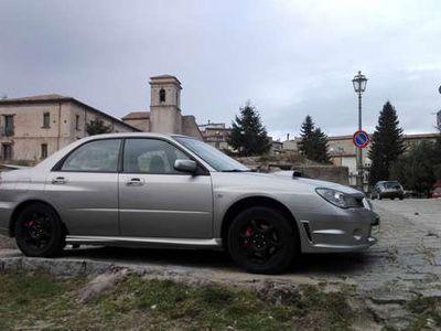 usata Subaru Impreza 2.5 turbo 16V WRX BC