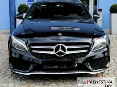 used Mercedes C180 d S.W. Autom.--AMG--Fari Led--Navi--06/22445431 Roma