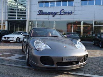 usata Porsche 911 Turbo cat Coupé DA VETRINA Benzina
