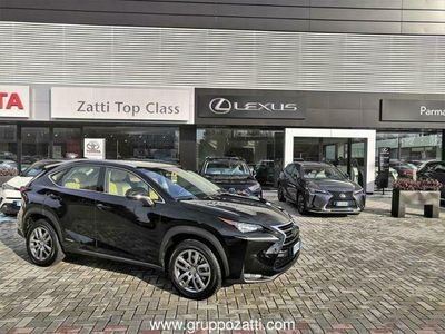 usata Lexus NX300h Hybrid 4WD Executive - 4X4