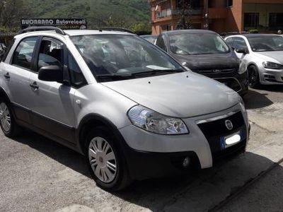 gebraucht Fiat Sedici 1.9 MJT 4x2 Dynamic
