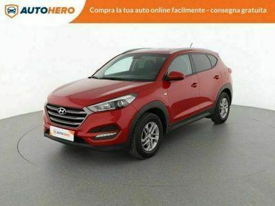 usata Hyundai Tucson 1.7 CRDi Classic - CONSEGNA A CASA GRATIS
