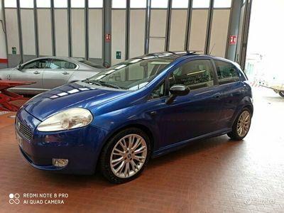 usata Fiat Coupé Grande Punto 1.9 MJT 130 CV 3 porte Sport