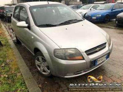 usata Chevrolet Kalos 1.2 5 porte SX GPL Eco Logic Benzina/GPL