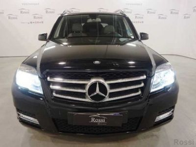 brugt Mercedes GLK220 cdi BE Premium 4matic auto my11