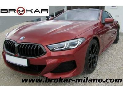 usado BMW 840 d xDrive Coupé M-Sport - Sunset Orange