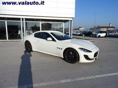 usata Maserati Granturismo -- SPORT 4.7 AUT CAMBIO CORSA