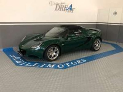 usata Lotus Elise SC SuperCharged 222Cv *clima* perfette condizioni Benzina
