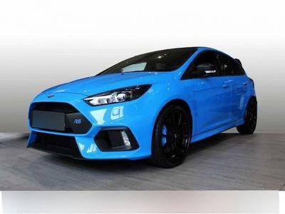 usata Ford Focus 350ps Allrad Rs Blue & Black Edition