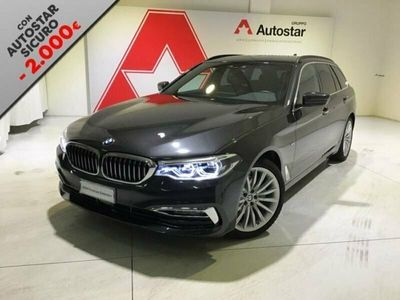usata BMW 520 SERIE 5 TOURING Serie 5 (g30/g31) d Touring Luxury