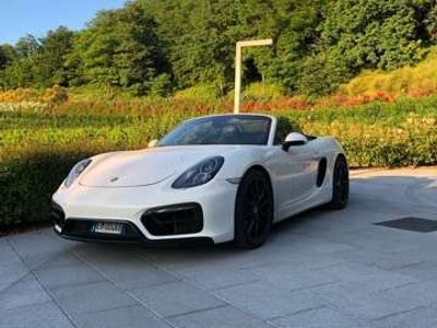 usata Porsche Boxster 3.4 S - PDK - book service -