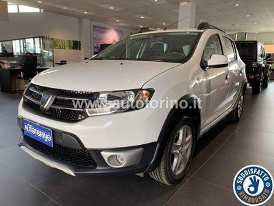 gebraucht Dacia Sandero SANDEROstepway 1.5 dci s&s 90cv auto
