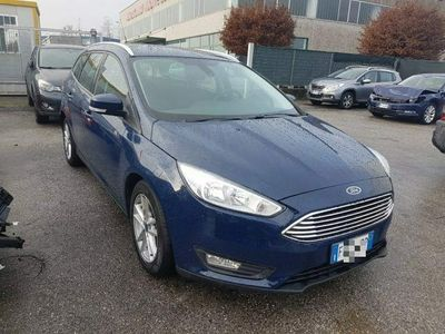 usata Ford Focus 1.5 TDCi 120 CV Start&Stop Powershift SW Business