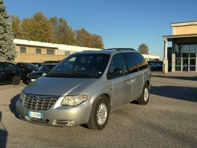 usata Chrysler Grand Voyager 2.8 CRD cat Limited Auto rif. 13260844