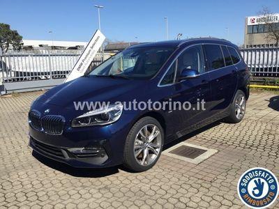 gebraucht BMW 218 Gran Tourer SERIE 2 GRAN TOURER D LUXURY LINE