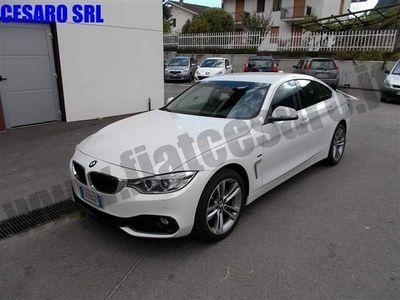 usata BMW 420 Gran Coupé d xDrive Msport