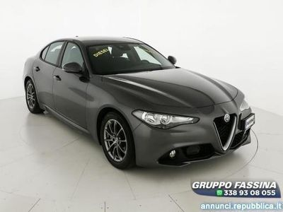 gebraucht Alfa Romeo Giulia 2.2 Turbodiesel 150 CV AT8 Business Milano
