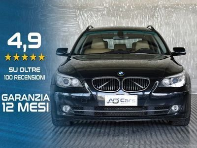 used BMW 525 d cat Touring Futura