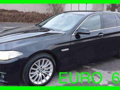 używany BMW 525 D Touring Luxury F11 2015 EURO 6B