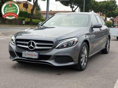 usata Mercedes C200 d S.W. Auto Sport