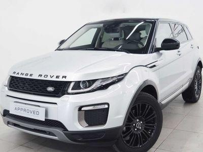 gebraucht Land Rover Range Rover evoque 2.0 TD4 180 CV 5p. HSE AUTOMAT