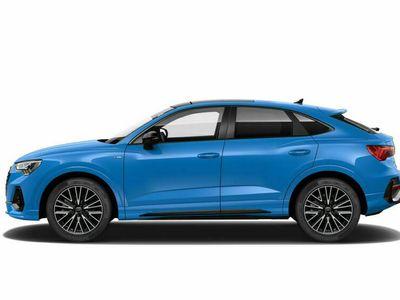 usata Audi Q3 Sportback 2.0 tdi S line edition s-tronic