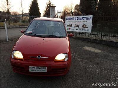 gebraucht Fiat 600 1.1 benzina-climatizzatore-2007 benzina