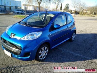 usata Peugeot 107 1.0 68CV 3p. Plaisir