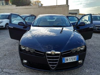usata Alfa Romeo 159 1.9 jtdm 2008 solo 70 mila km