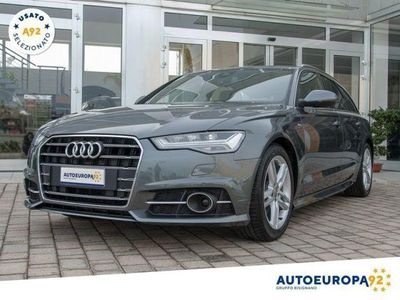 brugt Audi A6 Avant 2.0 TDI 190cv Ultra S-Tronic Business Plus
