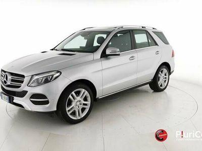 usata Mercedes GLE350 d 258cv 4Matic Exclusive Tetto Navi EURO6