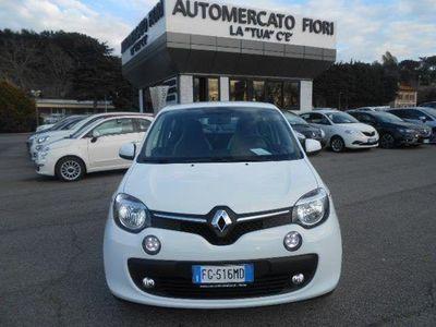 used Renault Twingo TCe 90 CV EDC Lovely del 2016 usata a Roma