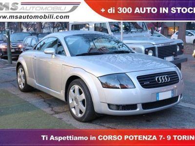 usata Audi Quattro S 1.8 T 20V/225 CV cat Unicoproprietario
