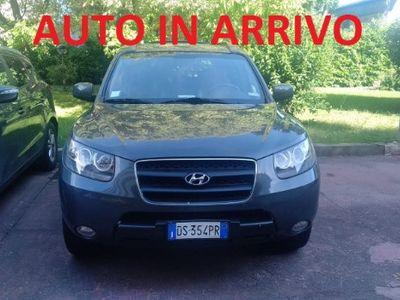brugt Hyundai Santa Fe 2200 crdi gancio traino 2009