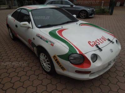 usata Toyota Celica 1.8i 16V CAT COUPE' GT TAGLIANDI MECCANICA PERFETT