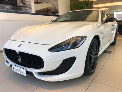 brugt Maserati Granturismo 4.7 V8 Sport F1