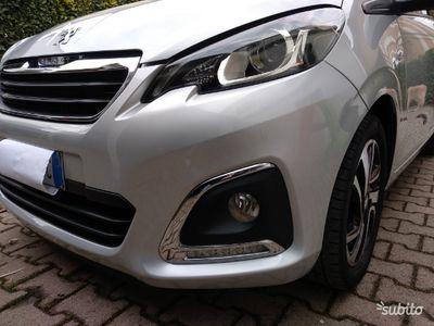 used Peugeot 108 allure